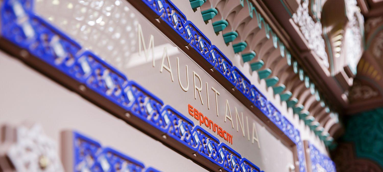 Вечер с автором новых коллекций Европласт: Mauritania, Lines
