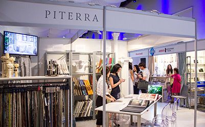 PITERRA на выставке St.Petersburg Design Week 2016