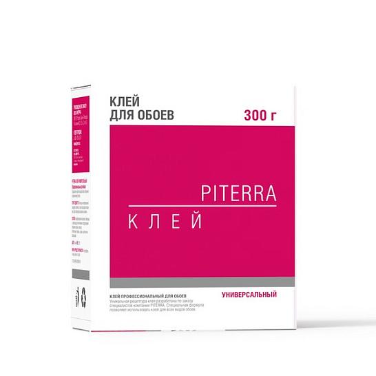 Клей для обоев PITERRA сухой 300 гр
