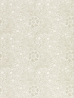 Обои Morris Pure North Pure Marigold Soft Gilver 216537 (0,686*10,05)