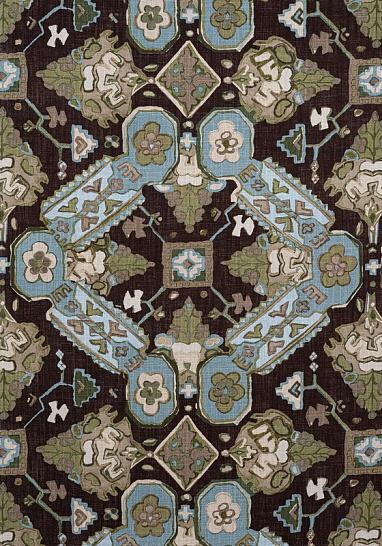 Ткань Thibaut Heritage fabric F910826