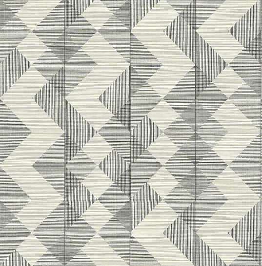 Обои ламинированная нить на бумажной основе Wallquest Textile Effects арт. 11500 SL