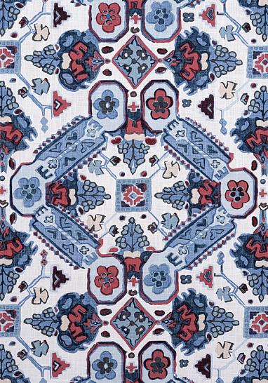 Ткань Thibaut Heritage fabric F910824
