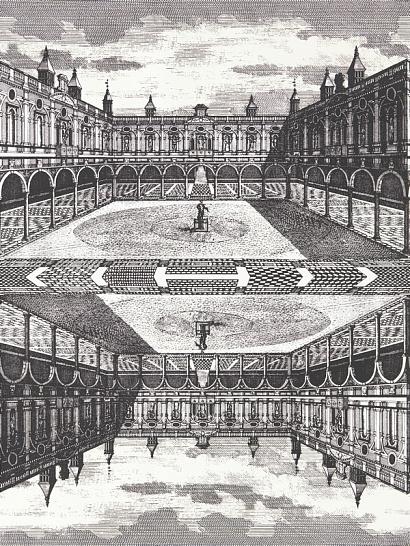 Обои флизелиновые Zoffany Palladio Vol.I арт. 312972