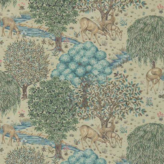 Обои флизелиновые Morris Archive wallpapers III арт. 214888